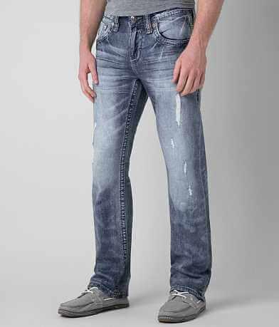 Rock Revival Zed Straight Stretch Jean