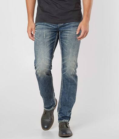 Rock Revival Stan Straight Stretch Jean