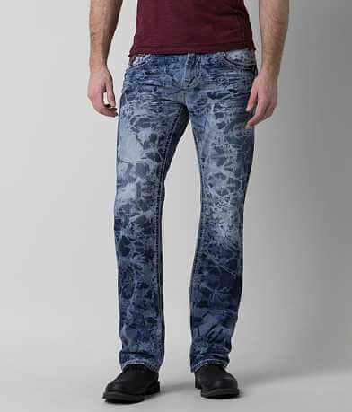 Rock Revival Ernest Straight Jean