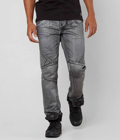 Rock Revival Tobin Biker Stretch Jean