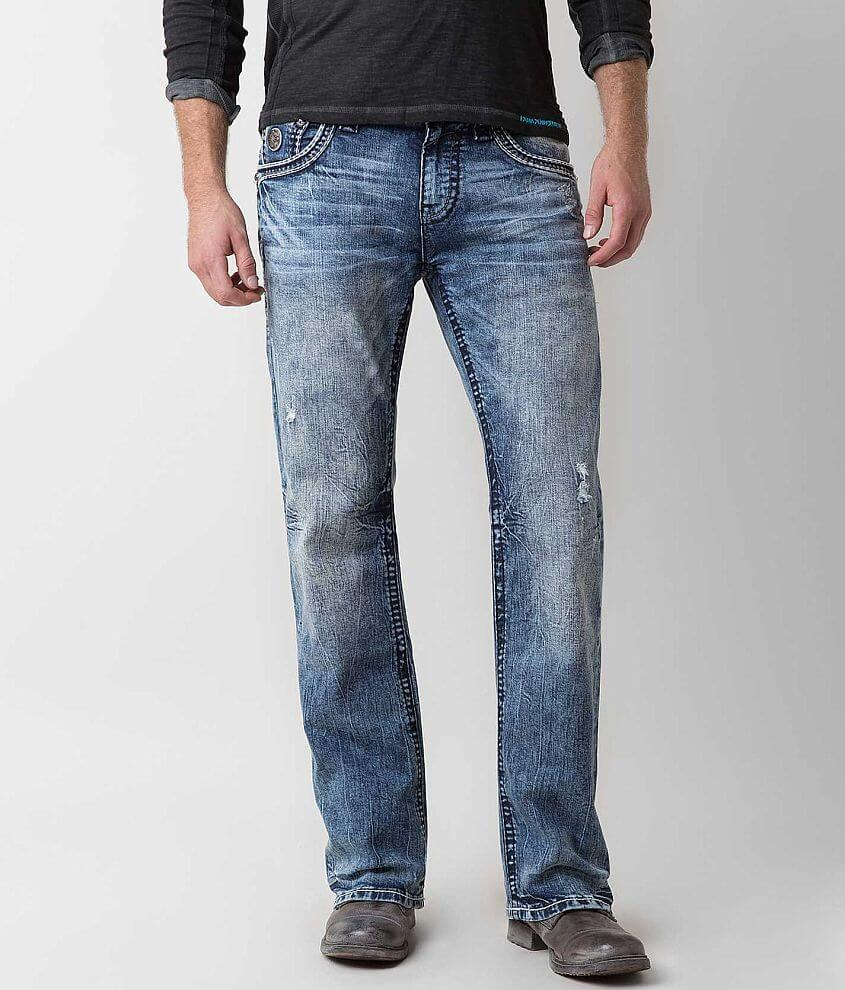 Rock Revival Earlin Boot Stretch Jean front view