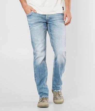 Rock Revival Echter Straight Stretch Jean
