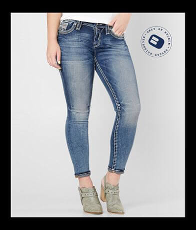 Rock Revival Saylah Easy Ankle Skinny Stretch Jean