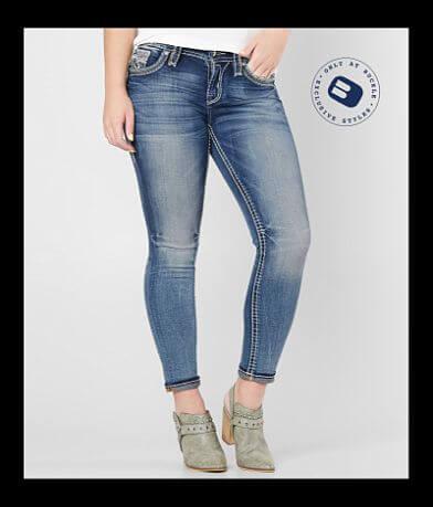Rock Revival Saylah Easy Ankle Skinny Stretch Jean