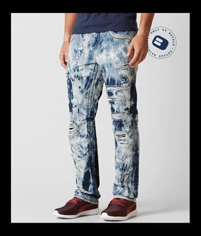 Rock Revival Lowry Straight Jean