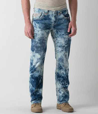 Rock Revival James Straight Stretch Jean