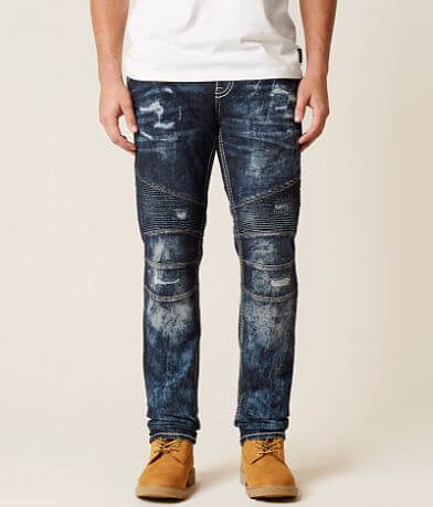 Rock Revival James Slim Straight Stretch Jean