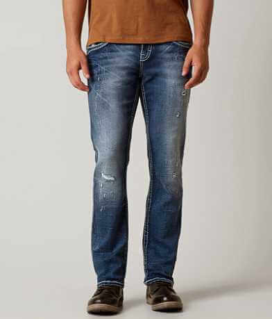 Rock Revival Feeney Straight Stretch Jean