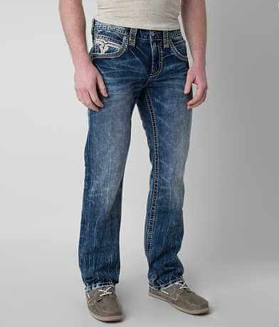 Rock Revival Paden Straight Jean