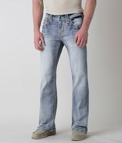 Rock Revival Lester Boot Stretch Jean