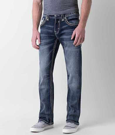 Rock Revival Ander Straight Stretch Jean