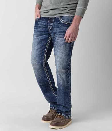 Rock Revival Kent Straight stretch Jean