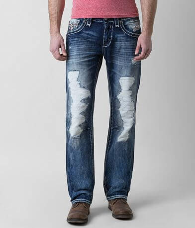 Rock Revival Rosh Straight Jean