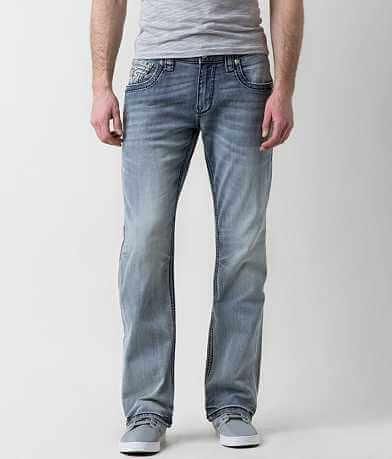 Rock Revival Kolby Straight Stretch Jean
