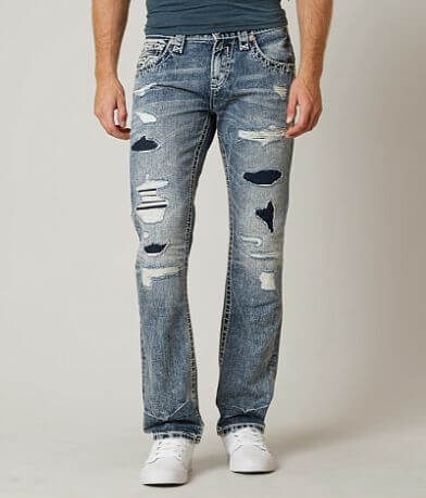 Rock Revival Suhul Straight Jean