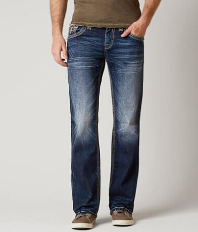 Rock Revival Cace Slim Boot Jean