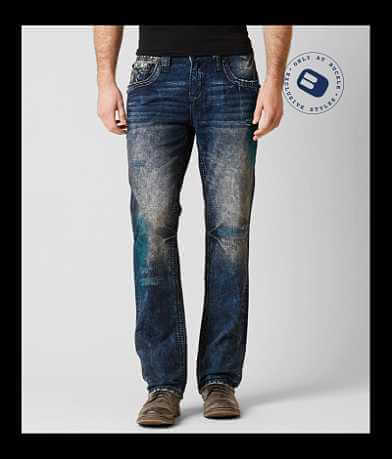 Rock Revival Yoel Straight Jean