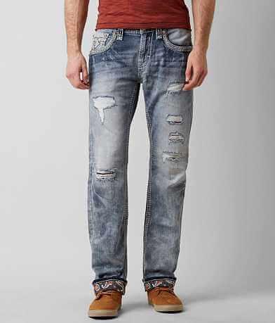 Rock Revival Dario Straight Jean