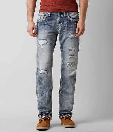 Rock Revival Dario Straight Jean
