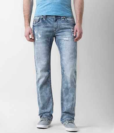 Rock Revival Ewin Straight Stretch Jean