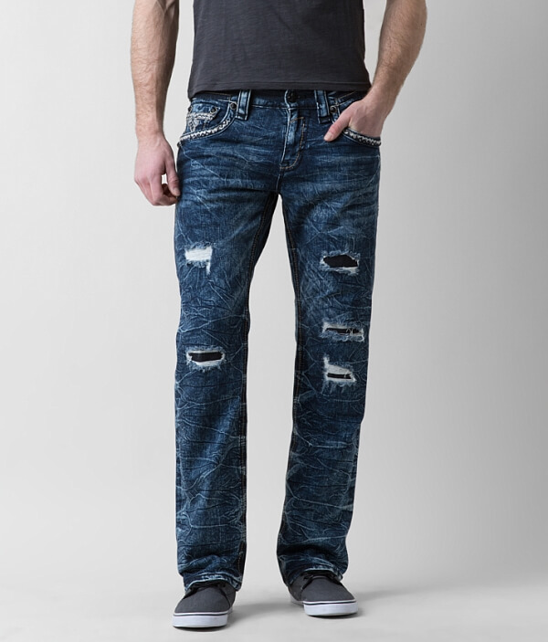 Rock Jean Cace Straight Stretch Revival wP6xPKRqrX