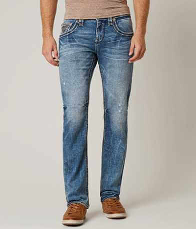 Rock Revival Wales Slim Straight Stretch Jean