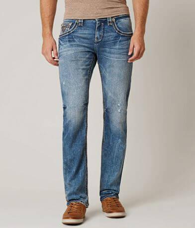 Rock Revival Wales Slim Straight Stretch Jean