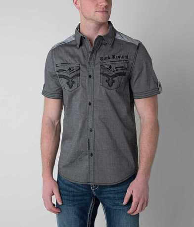 Rock Revival Little Stretch Shirt