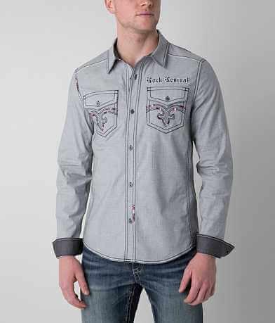 Rock Revival Wood Shirt
