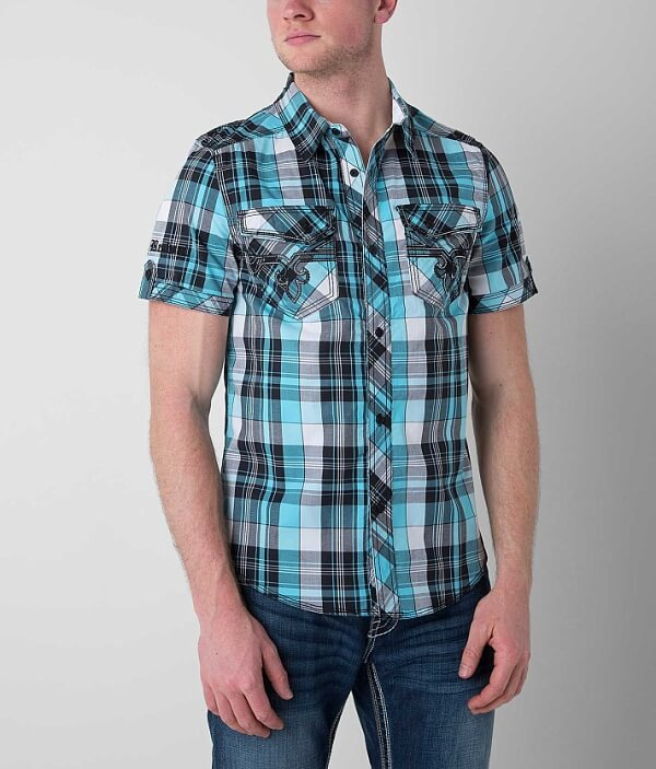 Revival Rock Rock Revival Smith Shirt 6Ux6Zqpw