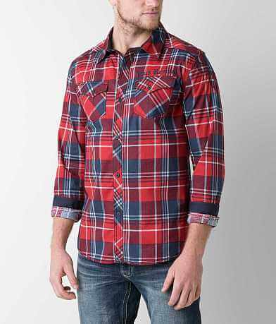 Rock Revival Bray Stretch Shirt