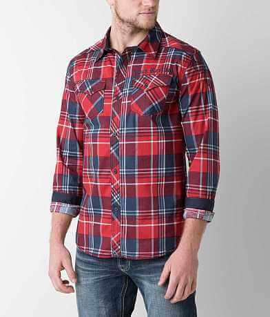 Rock Revival Bray Stretch Shirt