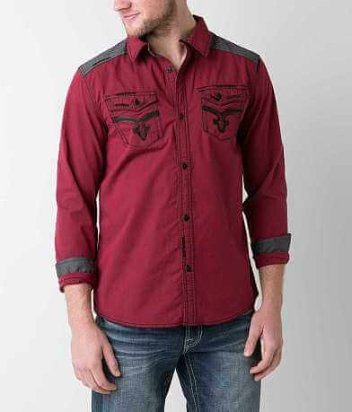 Rock Revival Fleming Stretch Shirt