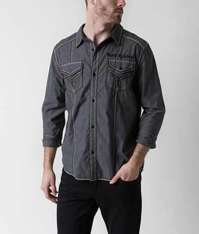 Rock Revival Houston Stretch Shirt