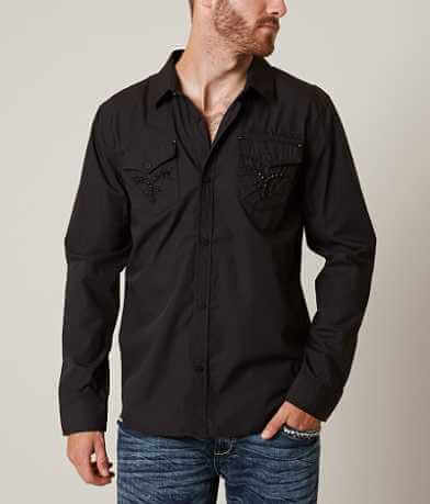Rock Revival Stud Night Shirt