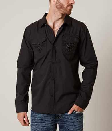 Rock Revival Stud Night Shirt