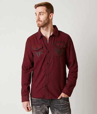 Rock Revival Cabernet Shirt