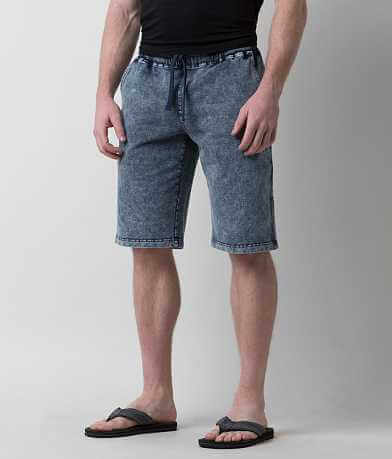 Rock Revival Lincoln Rock Stretch Short