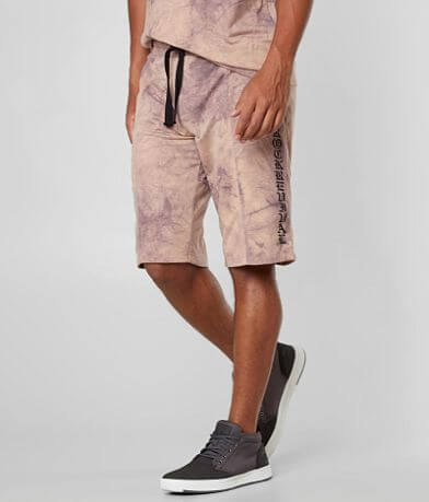 Rock Revival Detric Lounge Stretch Short