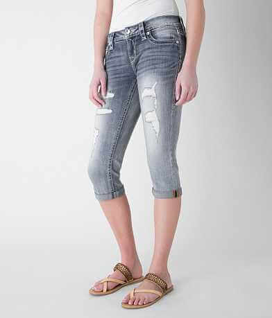 Rock Revival Vivian Stretch Cropped Jean