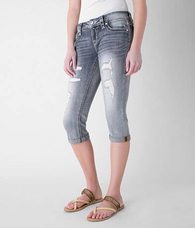 Rock Revival Vivian Stretch Cropped Jean