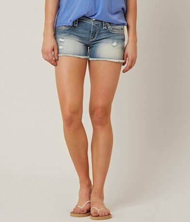 Rock Revival Jelina Stretch Short