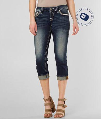 Rock Revival Yara Stretch Cropped Jean