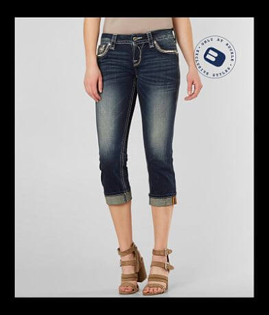 Rock Revival Yara Stretch Cropped Jean