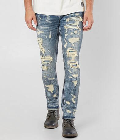 Rock Revival Nielsen Slim Taper Stretch Jean
