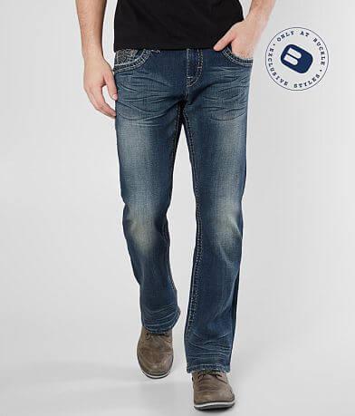 Rock Revival Nakio Slim Boot Stretch Jean