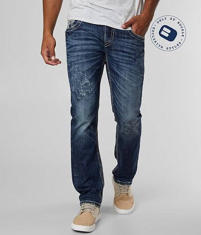 Rock Revival Norwell Slim Straight Stretch Jean