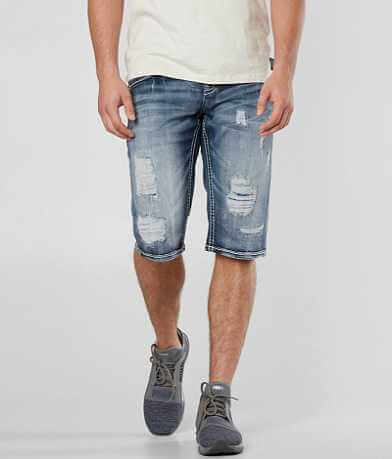 Rock Revival Strom Stretch Short