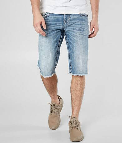 Rock Revival Nyle Denim Stretch Short