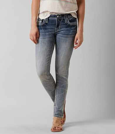 Rock Revival Kyla Ankle Skinny Stretch Jean